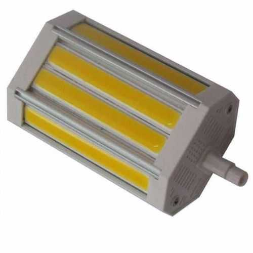 Bombilla LED COB R7S 30W 118mm