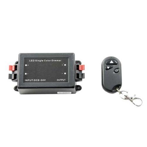 Dimmer- Regulador tira de LED 12-24V con mando
