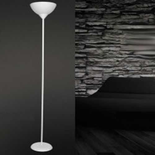 Lampara pie de salon Kopen con luz superior