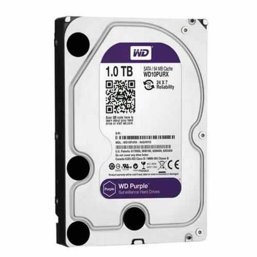 Disco duro DVR 1Tb Western Digital Purple