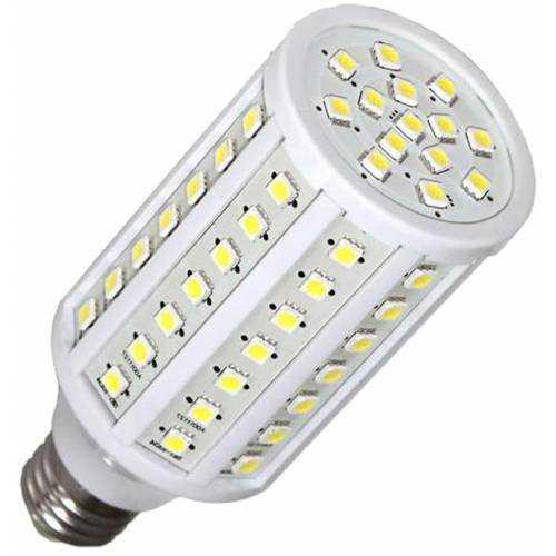 Bombilla E27 12W LED SMD 360º 230V