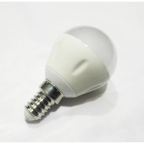 Bombilla E14 LED Globo 5W 230V