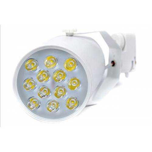 Foco LED 12W para carril