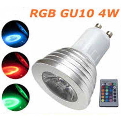LED RGB 4W 230V