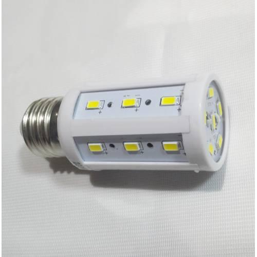 Bombilla E27 LED SMD 5W 360º 230V