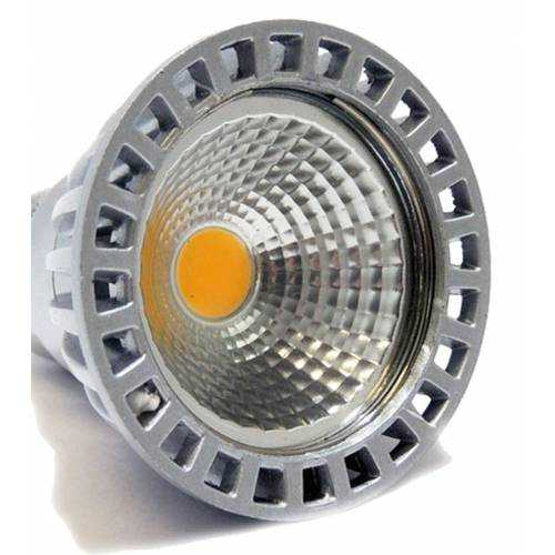 Dicroica MR16 (GU5,3) LED COB 6W 12V