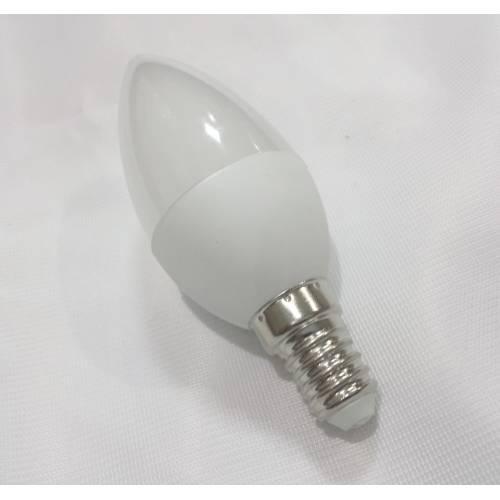 Bombilla E14 LED VELA 7W 230V