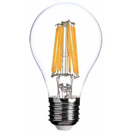Bombilla E27 FILAMENTO LED 8W