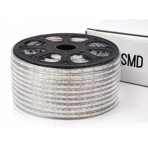 Tira LED SMD 5050 10 W/m 230V IP67 5 metros