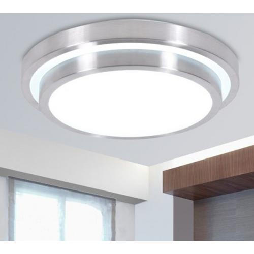 Plafón LED Aluminio 15W