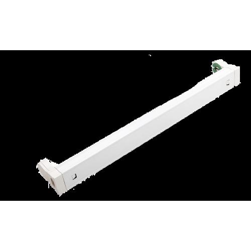 Regleta aluminio Tubo LED 60CM