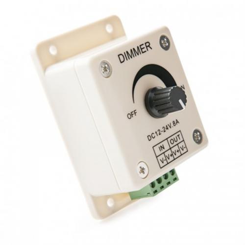 Dimmer- Regulador para tira de LED 12-24V