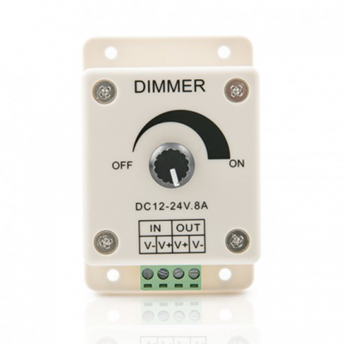 Dimmer- Regulador para tira de LED 12-24V