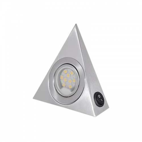 Aplique triangulo LED G4