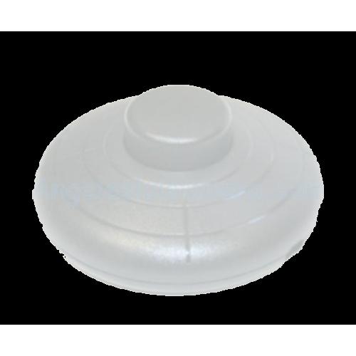 Interruptor de Pie Blanco