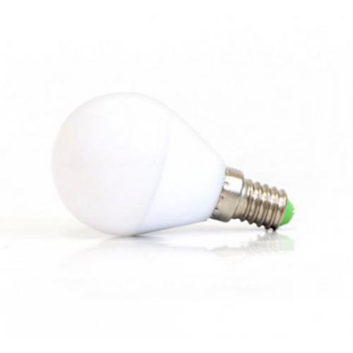 Bombilla E14 LED Globo 6W 230V