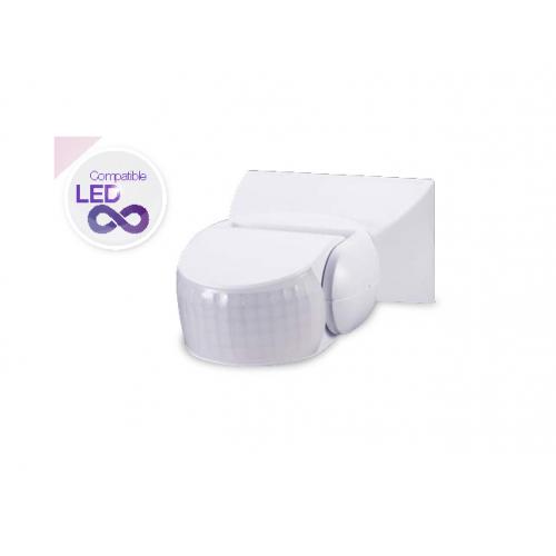 Detector movimiento superficie Orientable 360º
