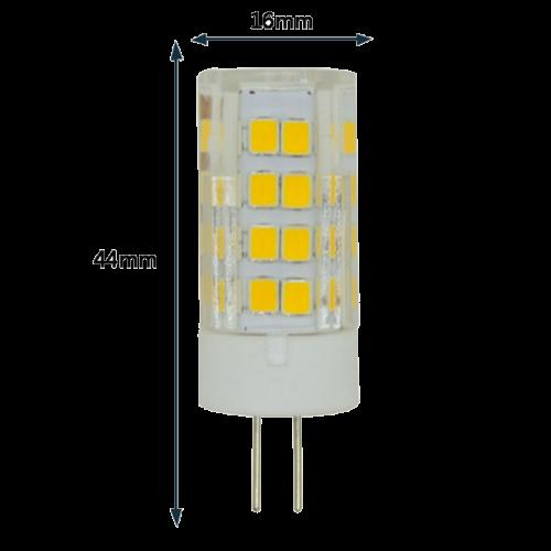 Bombilla LED G4 5W SMD 2835 12V