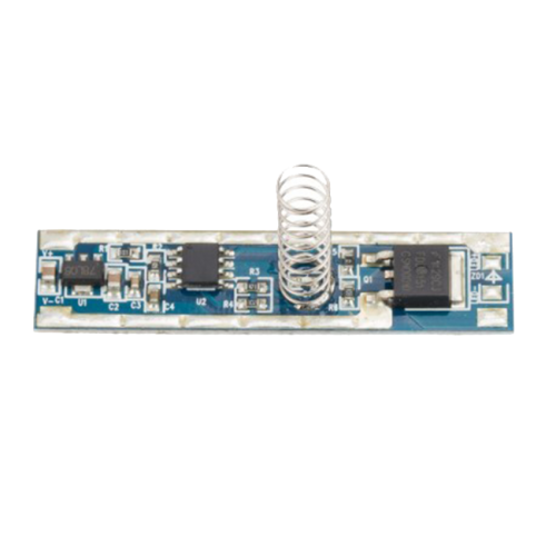 Interruptor-Dimmer/Regulador tactil para perfil tira de LED