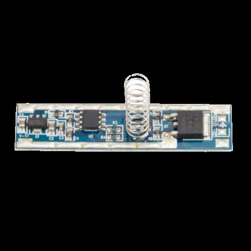 Interruptor-Dimmer/Regulador tactil para perfil tira de LED