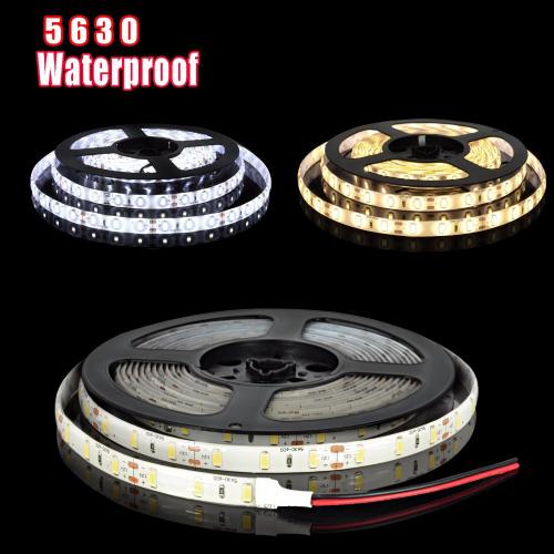 Tira LED SMD 5630 20 W/m 12V IP65 5 metros