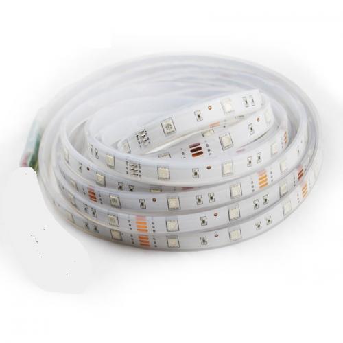 Tira LED 5050 RGB 7,2 W/m 12V IP68 5 metros Sumergible