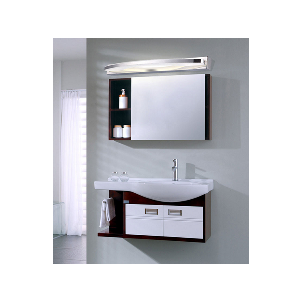 aplique led espejo 12w
