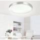 Plafón LED 24W Contorno Aluminio 230V