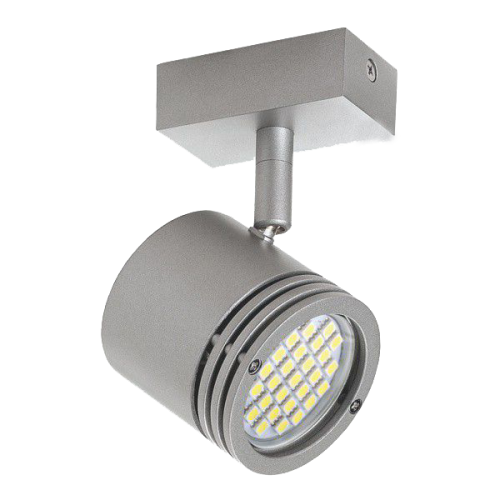 Aplique superficie Orientable LED GU10