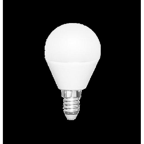 LOTE Bombilla E14 LED Globo 6W 230V