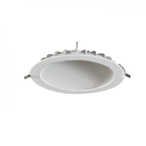 Downlight LED Concavo Luz indirecta 24W