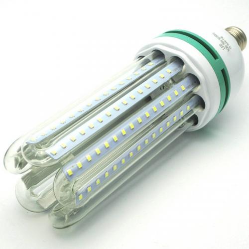 Bombilla E27 36W LED CRISTAL 360º 230V