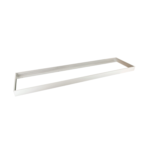 Marco superficie BLANCO para Panel LED de 1200*300mm