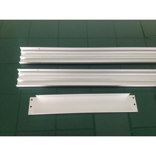 Marco superficie BLANCO para Panel LED de 1200*300mm