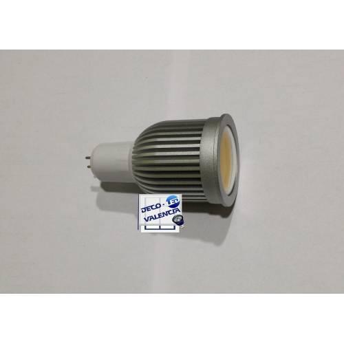 Dicroica GU10 7W LED COB 230V