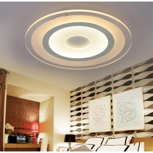 Plafón LED 40W Redondo metacrilato 3Colores Blanco Frío-Natural-Cálido