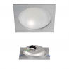 Downlight LED Cuadrado 18W Aluminio