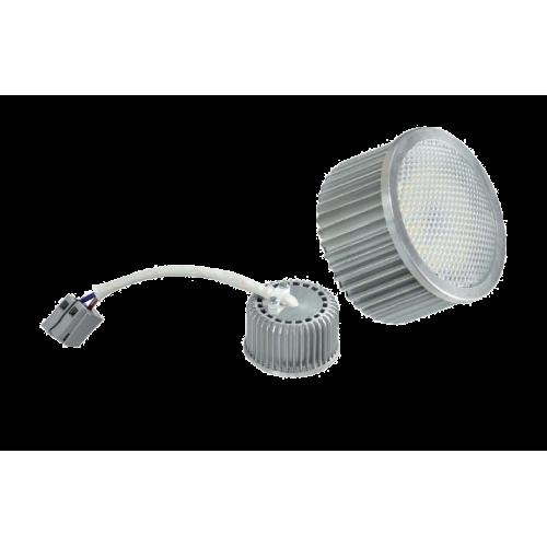Dicroica LED 8W Extraplana 230V