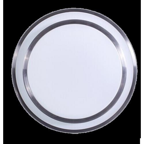 Plafón LED Aluminio 18W