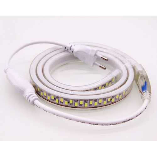 Tira LED SMD 5730 14 W/m 230V IP67 5 metros