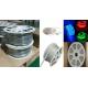 Tira LED RGB 5050 10 W/m 230V IP67 5 metros