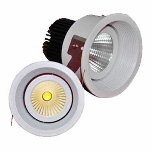 Empotrable LED Cob basculante 7W