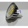 Dicroica MR16 (GU5,3) LED SMD 5050 4W 12V