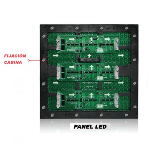 Módulo Pantalla LEDP5 EXTERIOR