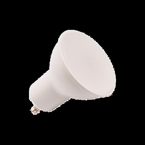 Lote Dicroica GU10 LED 6W 120 GRADOS