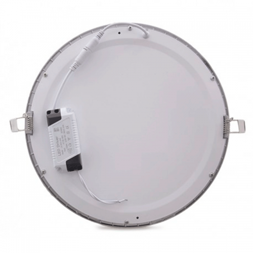 Downlight LED Panel 24W Niquel