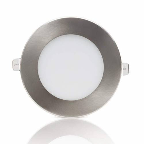 Downlight LED Panel 9W Niquel