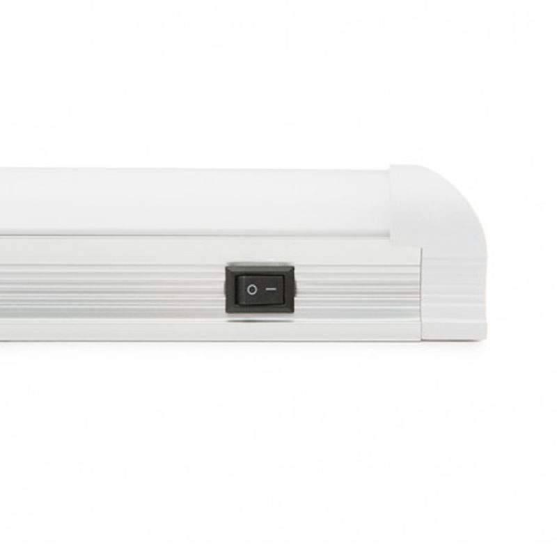 Regleta LED 12W 90cm con Interruptor