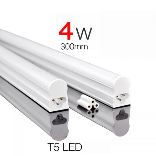 Regleta LED 4W 30cm con Interruptor