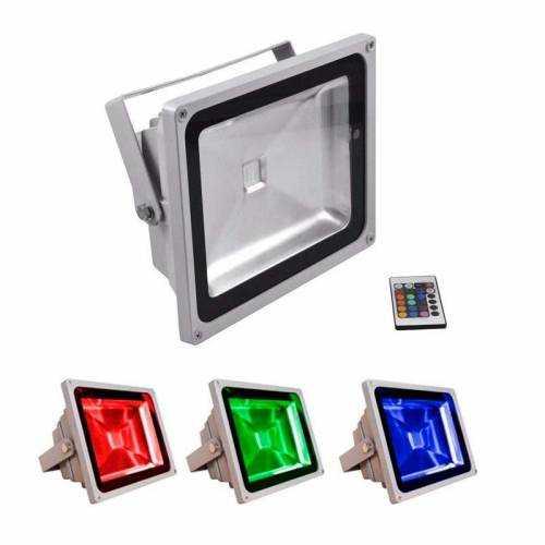 Foco LED RGB Cob 30W 230V